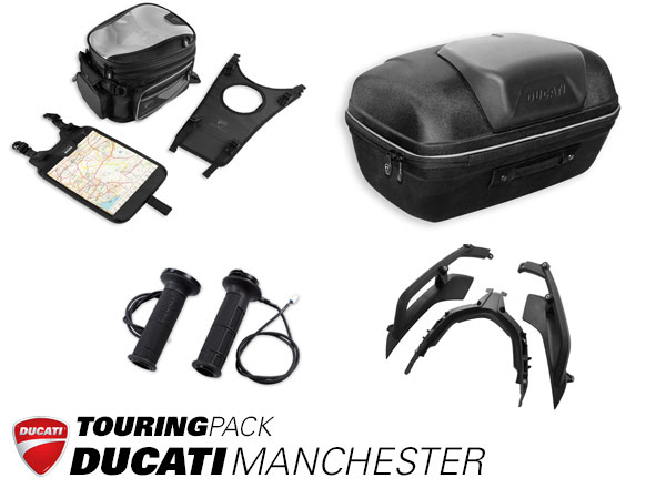 hypermotard touring accessory parts