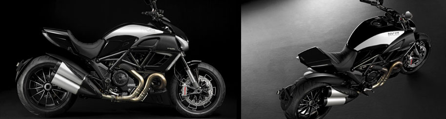 diavel cromo photo