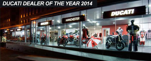 Ducati Store Showroom
