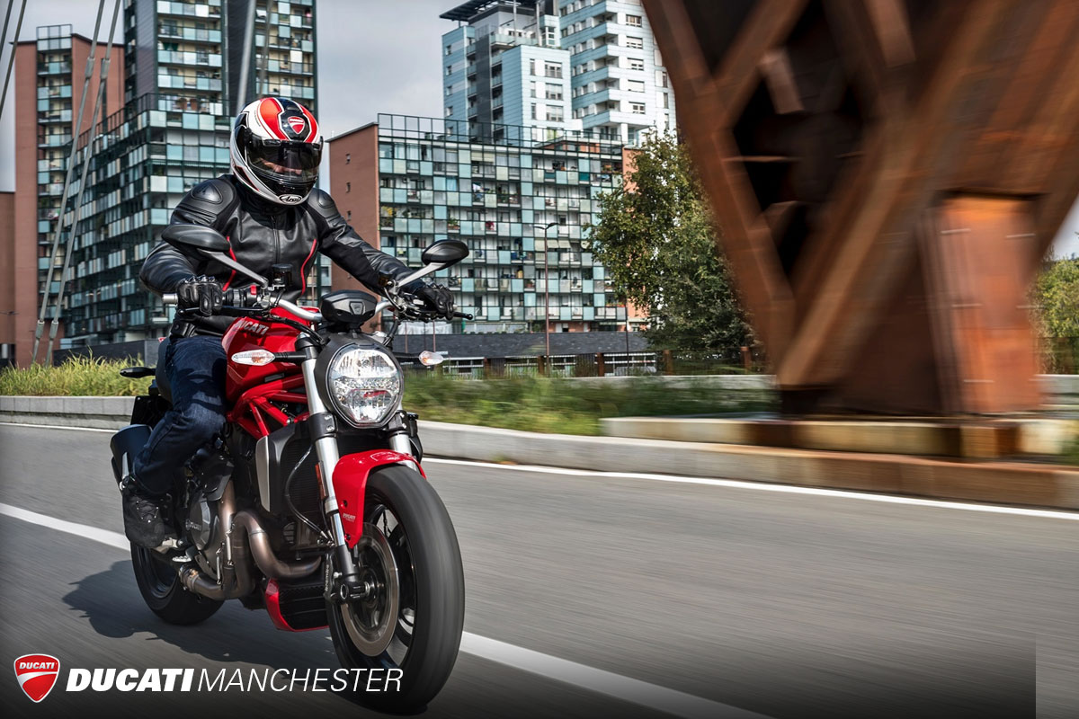 monster 1200 photo