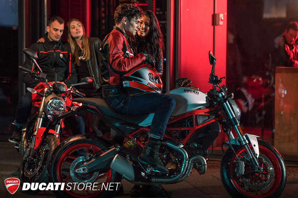 Monster 797 2019 clothing