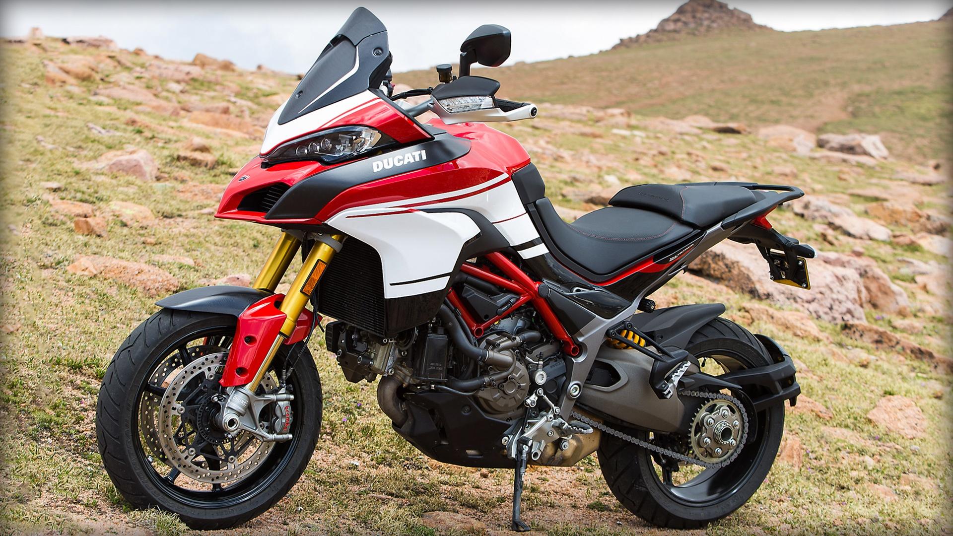 Ducati Multistrada Pikes Peak For Sale