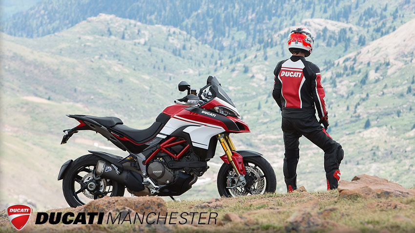 multistrada 1200 Pikes Peak photo