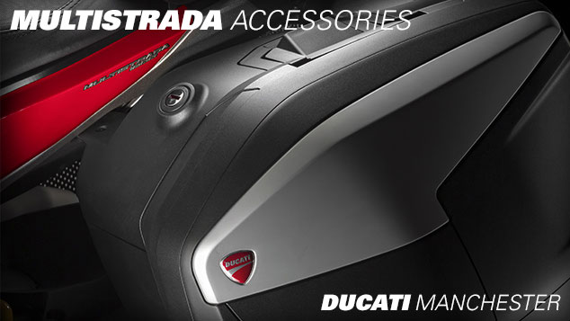 multistrada accessory packs
