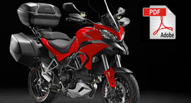 download multistrada brochure