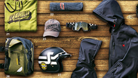 ducati scrambler clothing