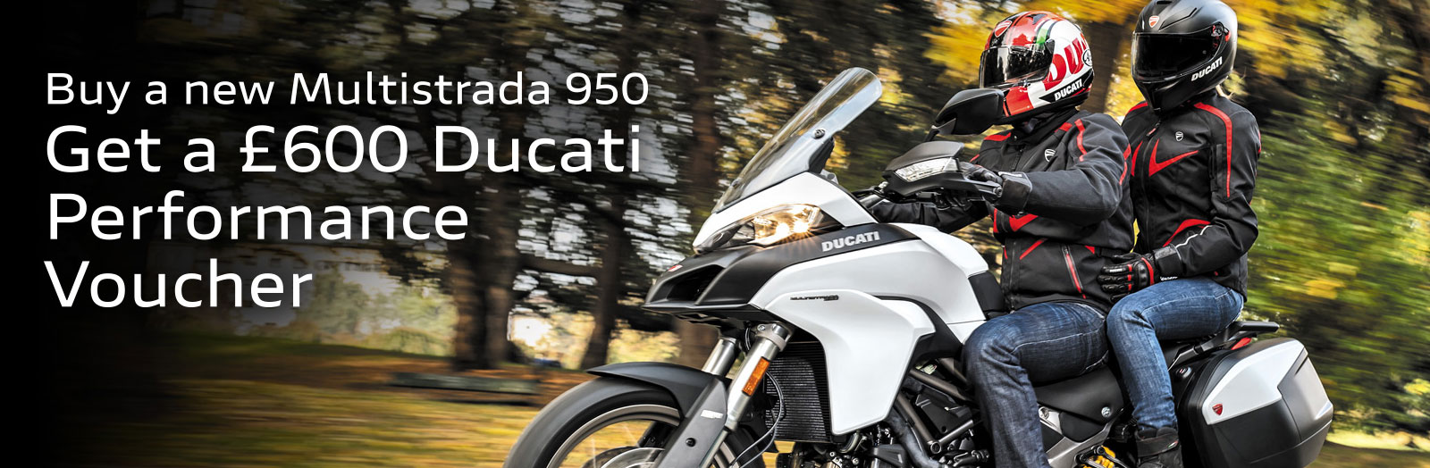Multistrada Offer