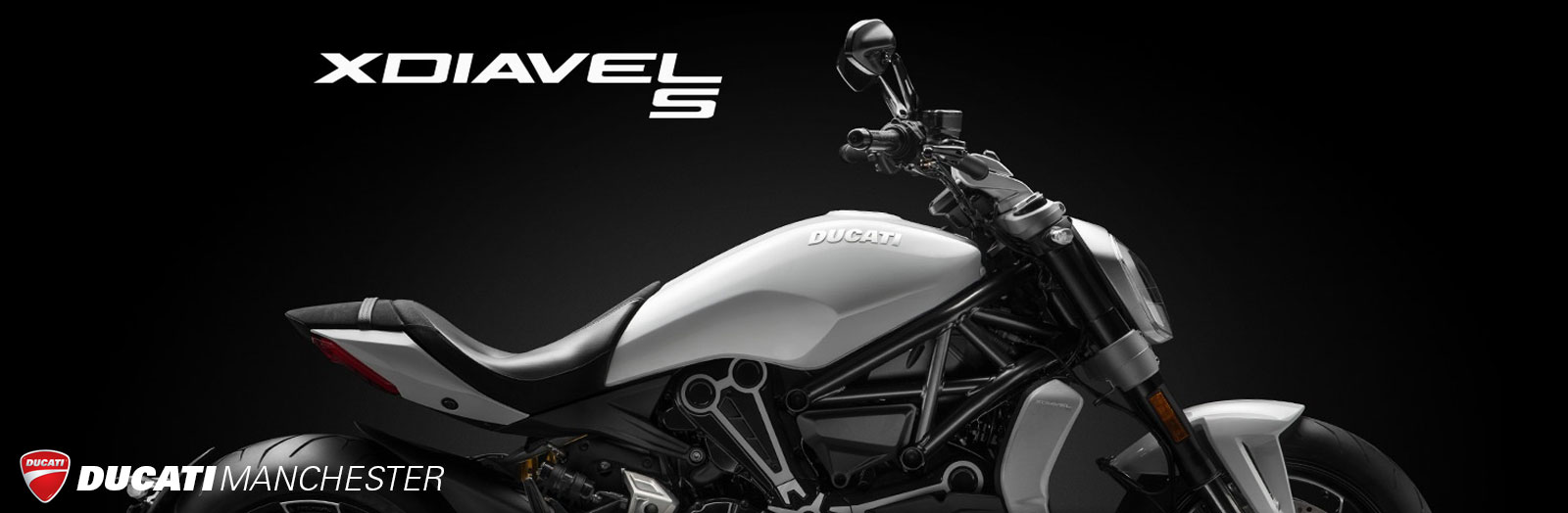 XDiavel now in white