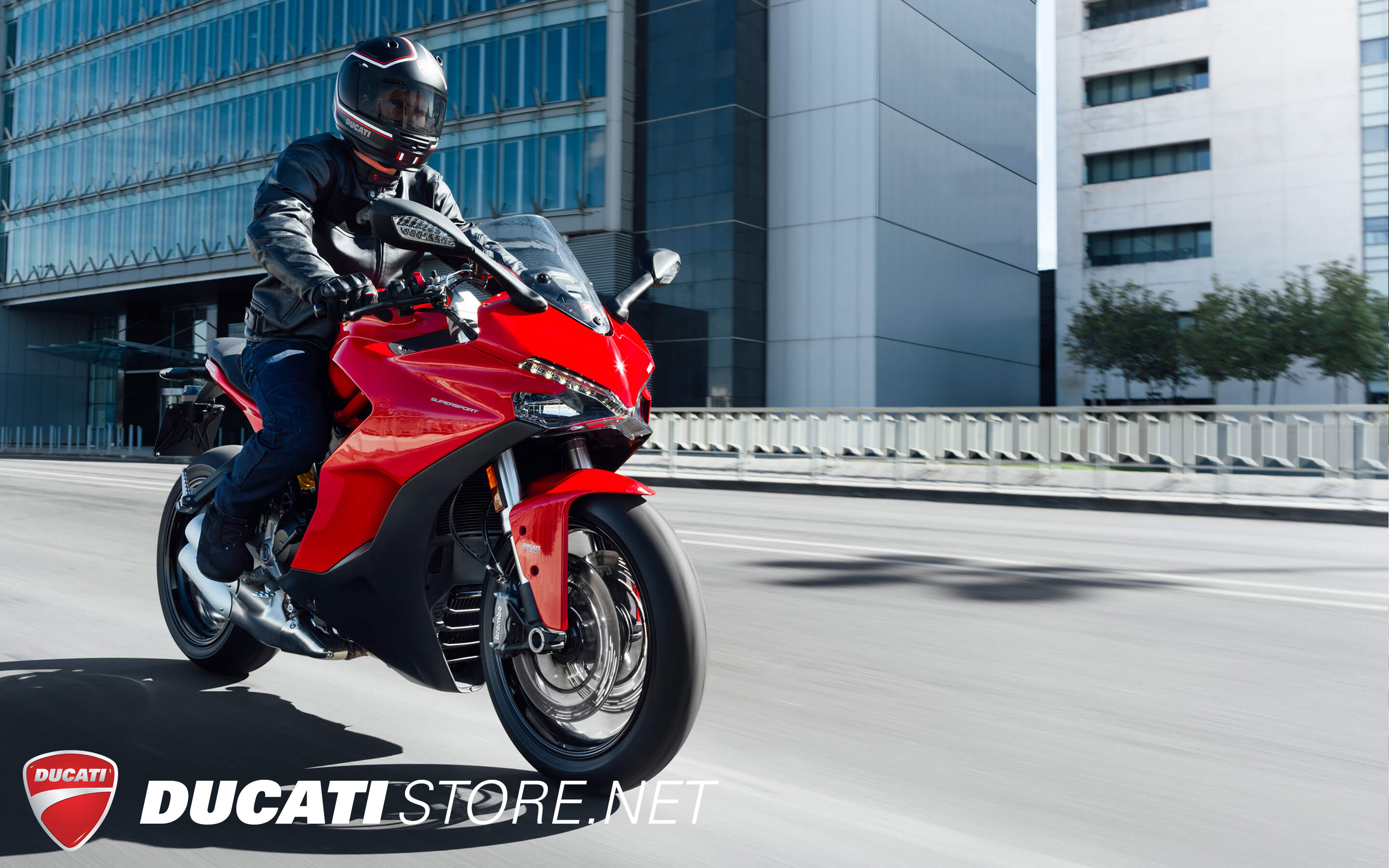 ducati SuperSport demo test ride uk