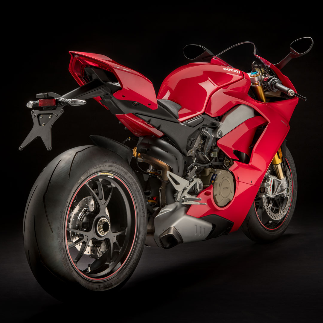 Panigale V4S photo