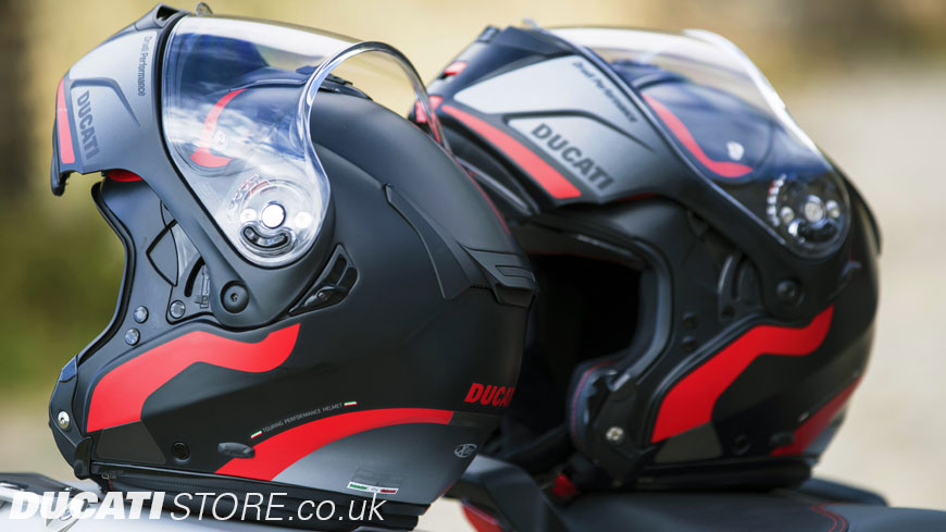 Multistrada 1260 clothing
