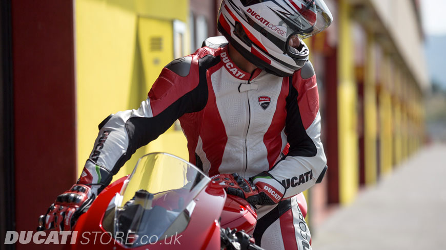 Panigale V4 leathers