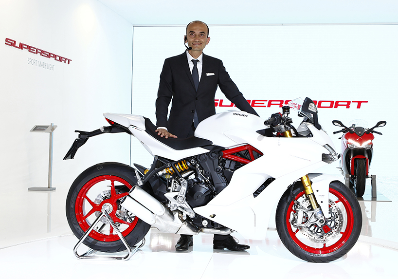 ducati store news | ducati supersport & supersport s models