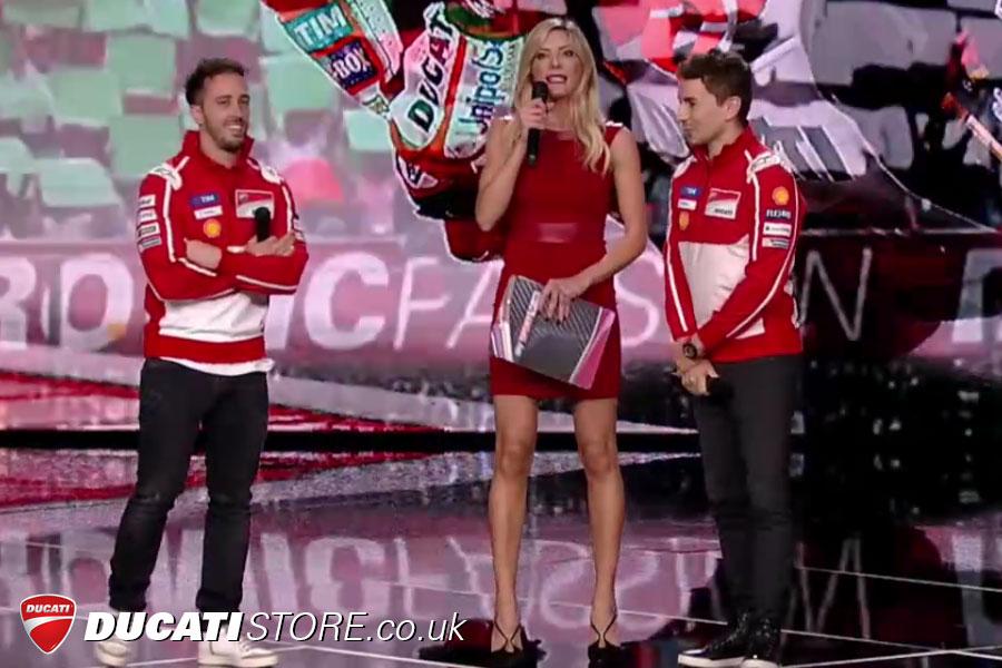 Ducati Store News   Ducati 2018 Model Launch