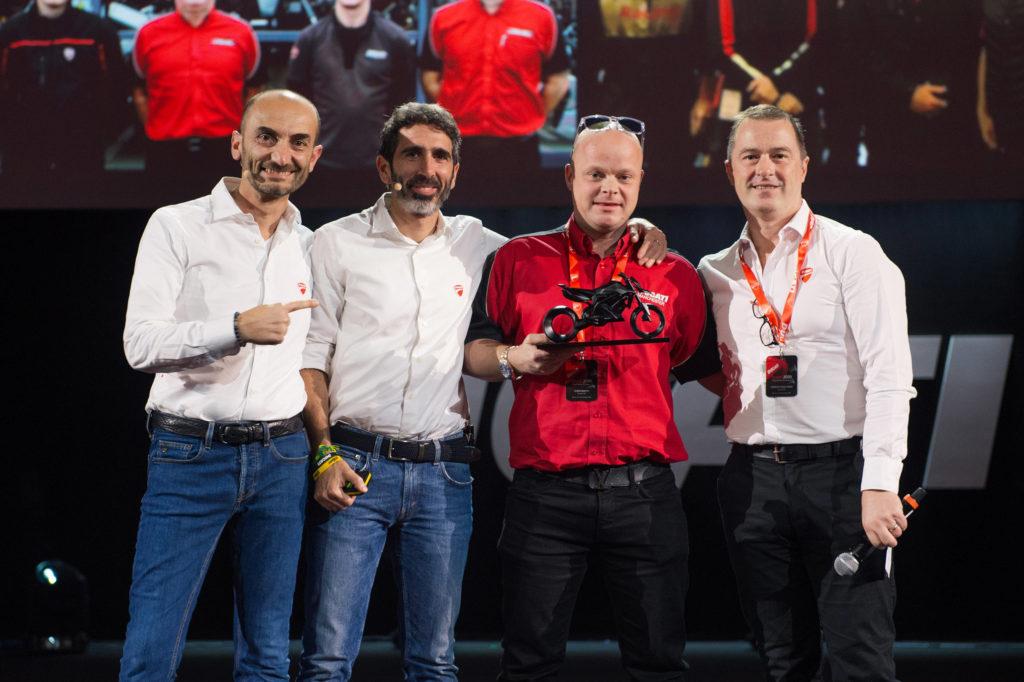 Ducati Dealer Award 2019