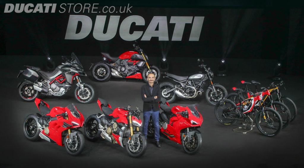 ducati 2020 models
