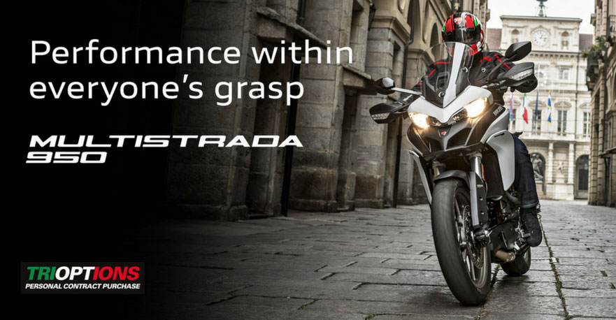 ducati multistrada 950 offers