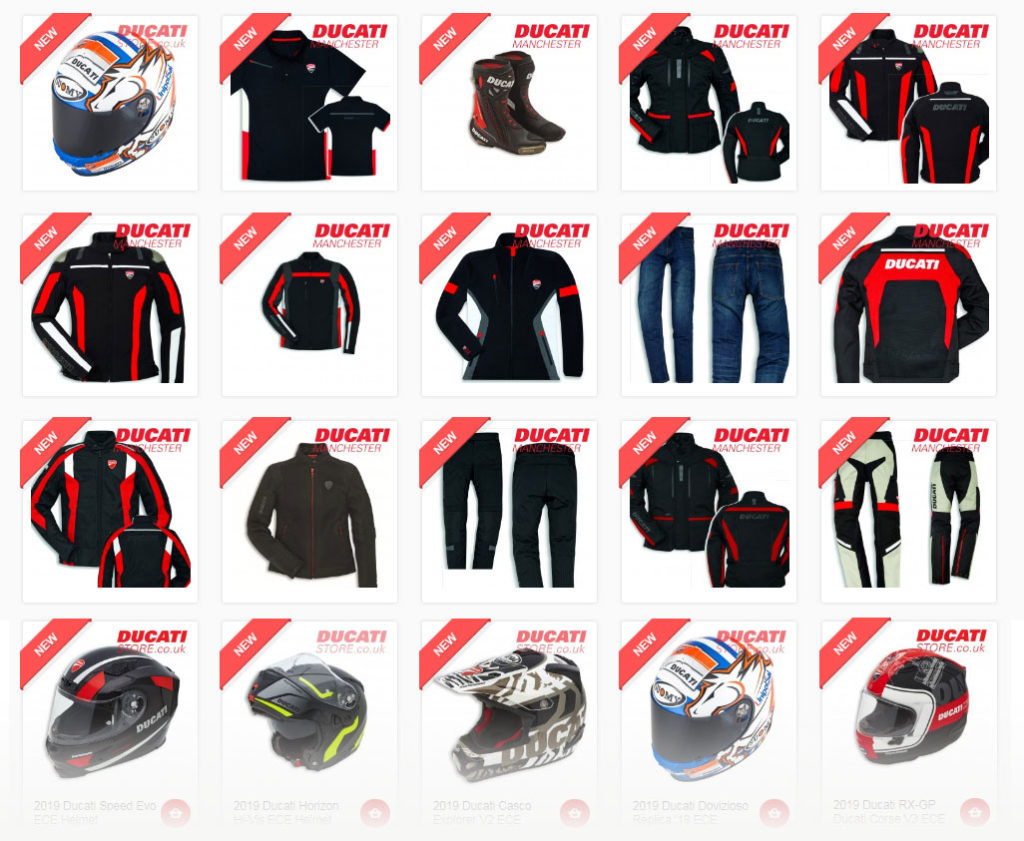 ducati store news new ducati 2019 clothing collection. Black Bedroom Furniture Sets. Home Design Ideas