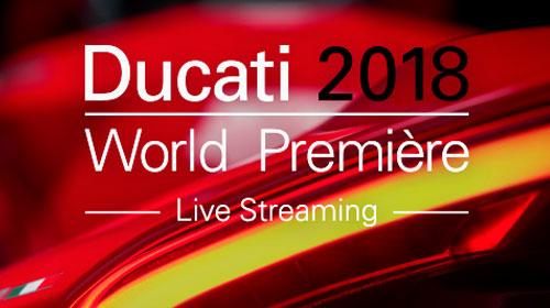 Ducati World Premier 2018