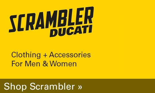 Scrambler Clothing