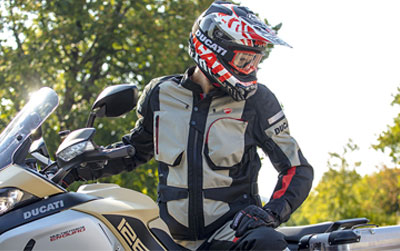Multistrada Enduro