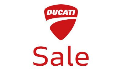 Ducati Parts & Accessories Sale