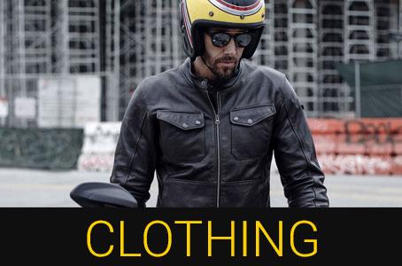 Scrambler Clothing