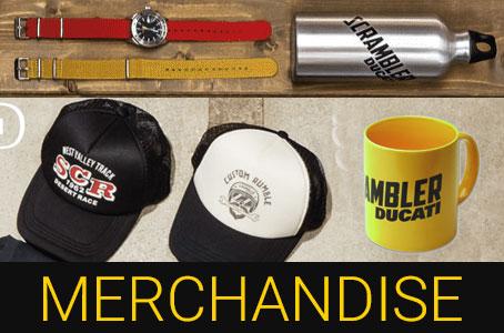 Scrambler Merchandise