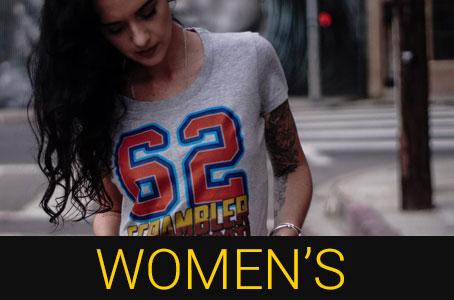 Women's Scrambler