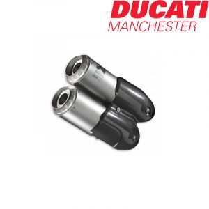 Ducati Akropovic Supersport Silencer