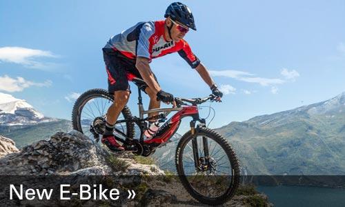 Ducati E Bike