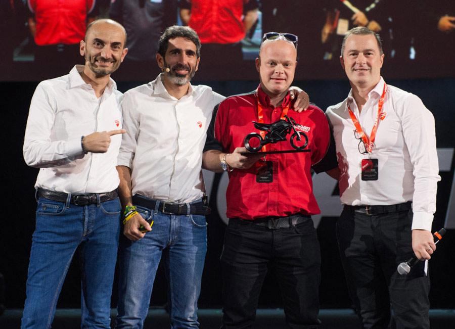 Ducati Awards Italy