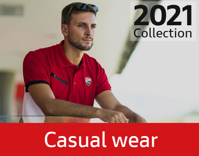 Ducati Casual Wear