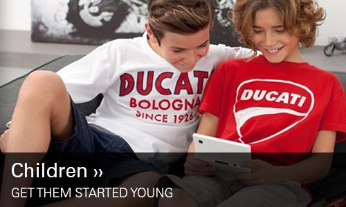 Ducati Children