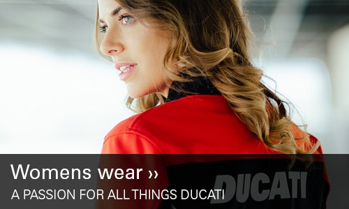 Ducati Womens Clothing
